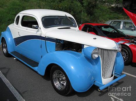 Old Cars- Good Cars Series. Pottsville PA 2013 by Ausra Huntington nee Paulauskaite