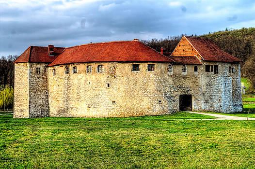 Old castle Ribmik by Oliver Svob
