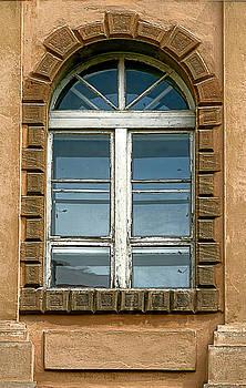 Matt Create - Old Castle Window