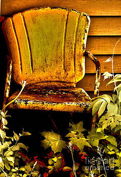 Old Chair by Fred L Gardner