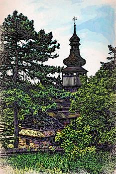 Matt Create - Old Church Uzhgorod Ukraine