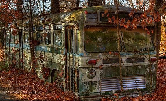Old City Bus by Paul Herrmann