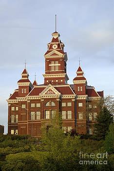 John  Mitchell - Old City Hall Bellingham