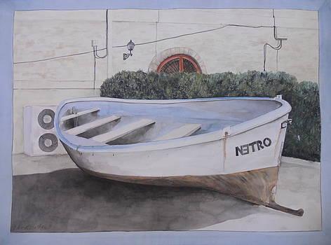 Old Coast Guard Rescue by Jan Eckardt Butler