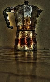 Old Coffee Maker by Peter Berdan