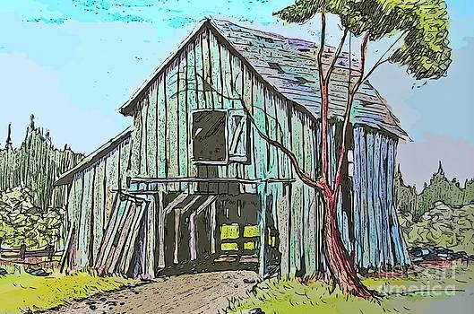 John Malone - Old Country Barn