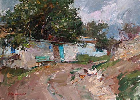Old Crimea by Alexander  Kriushin