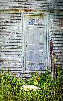 Old Door by Cheryl Cencich