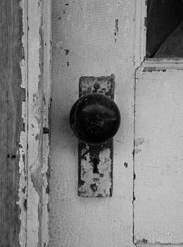 Old Door by Gale Cochran-Smith
