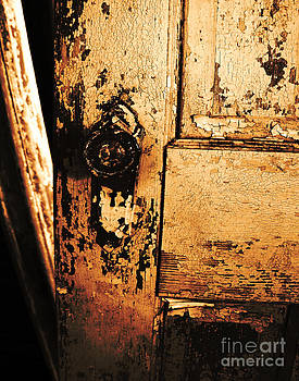 Old Door by Pam Carter