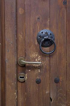 Old door by Peter Til