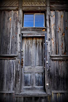 Old Door by SW Johnson