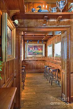 David  Zanzinger - Old Ebbitt Bar and Grill fabulous Victorian setting on Capital Hill Washington DC