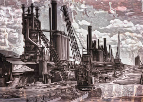 Gregory Dyer - Old Factory