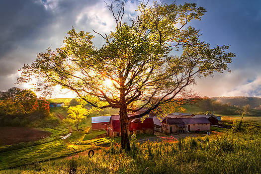 Debra and Dave Vanderlaan - Old Farm in the Blue Ridge Mountains