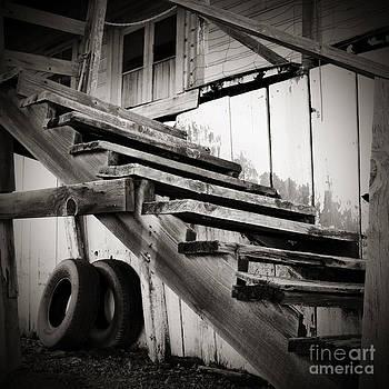 Charmian Vistaunet - Old Farm Stairs