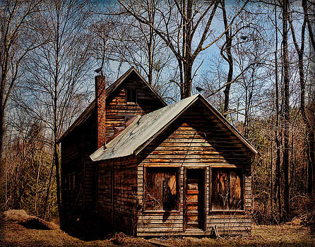 Pamela Phelps - Old Fashioned Store and Barn