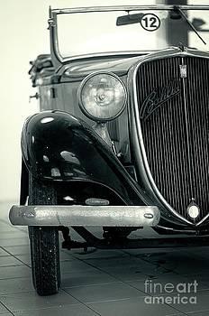 Old FIAT Balilla by Giuseppe Ridino