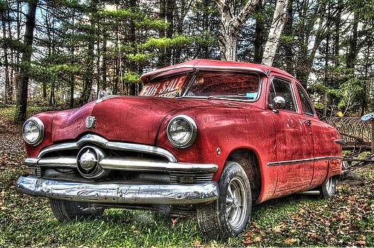 Old Ford by Duncan  Way