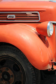 Old Ford Pickup by Harold E McCray