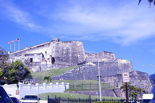 Old Fort by Dick Willis