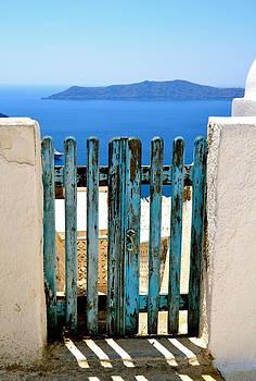 Corinne Rhode - Old Gate