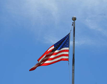 Old Glory by Xcape Photography