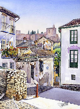 Old Granada by Margaret Merry