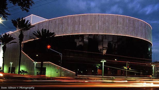 Isaac Silman - Old HaBima Theater