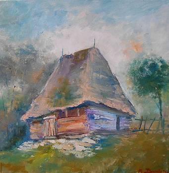 Old House by Natalia Bardi