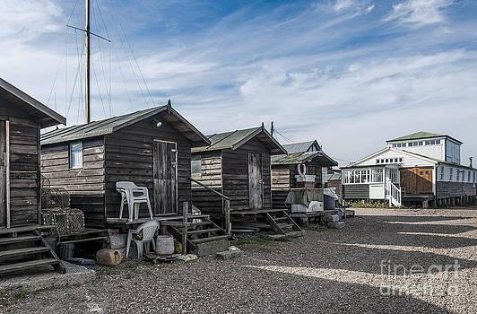Svetlana Sewell - Old Huts