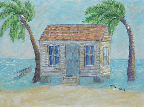 Old Key West Conch House by Patty Weeks