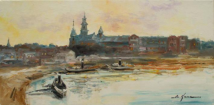 Old Krakow by Luke Karcz