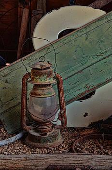Old Lamp by Arnold Despi
