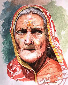 Old Ma by Shajeersainu Sainu