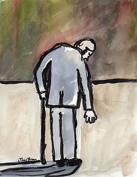 Old Man at the Deli by Janel Bragg