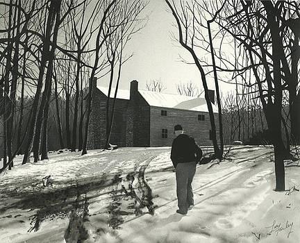 Old Man Winter by Lee Farley