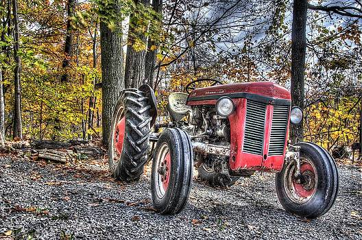 Old Massey by Duncan  Way