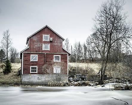 Old Mill 2 by Matti Ollikainen