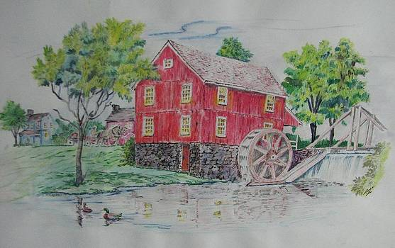 Old Mill Pond by Michael Race