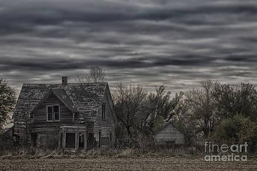Old Nebraska by Steve Triplett