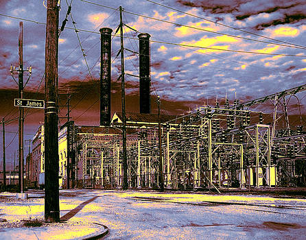 Dominic Piperata - Old New Orleans Electric Plant