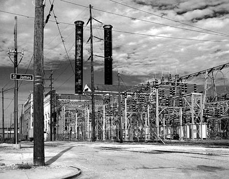 Dominic Piperata - Old New Orleans Power Plant