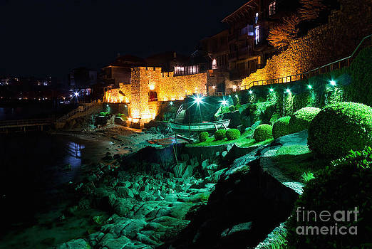 Old Part of Sozopol on Bulgarian Black sea Coast by Kiril Stanchev