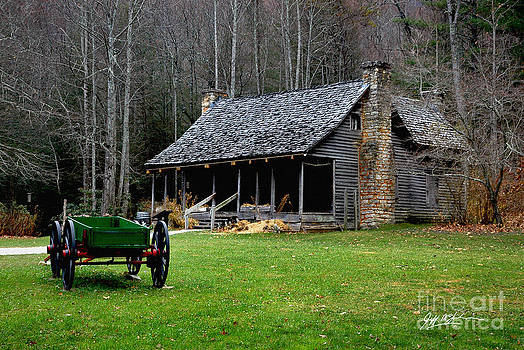 Jeff McJunkin - Old Pisgah Homestead