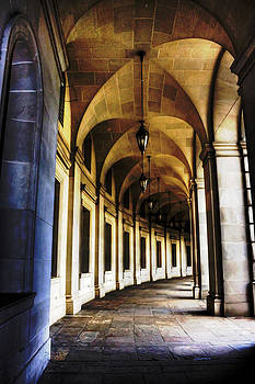 Regina  Williams  - Old Post Office Archway