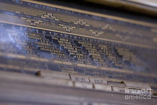 Old Radio by Danny Motshagen