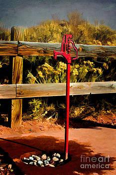Jon Burch Photography - Old Red Pump
