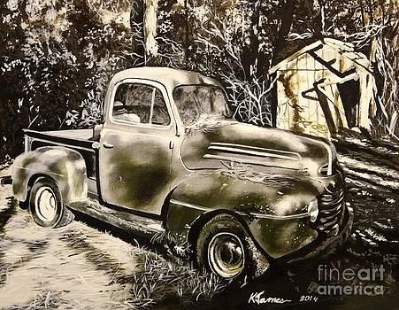 Old Ride. by Kelvin James