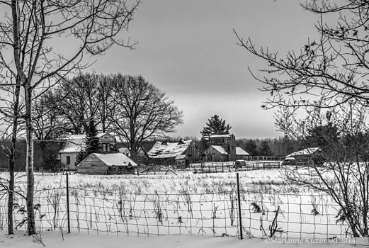 Marianne Kuzimski - Old Robinson Farm